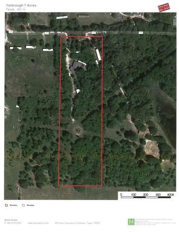 10035 Cr 1121, ATHENS, TX 75751 (MLS #94119) :: Steve Grant Real Estate