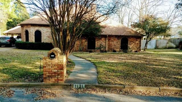 1121 Hillside Drive, ATHENS, TX 75751 (MLS #94139) :: Steve Grant Real Estate