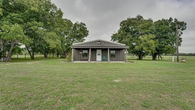 6336 S Hwy 14, Kosse, TX 76653 (MLS #94166) :: Steve Grant Real Estate