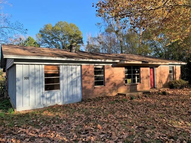 591 Vzcr 4821, CHANDLER, TX 75758 (MLS #94223) :: Steve Grant Real Estate