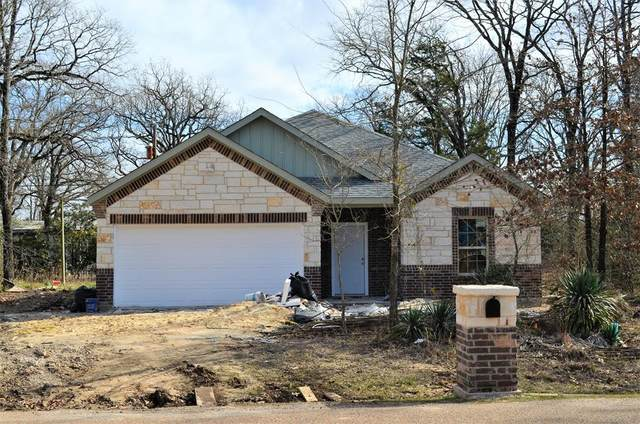 134 N Cherokee Shores Dr, MABANK, TX 75156 (MLS #94243) :: Steve Grant Real Estate