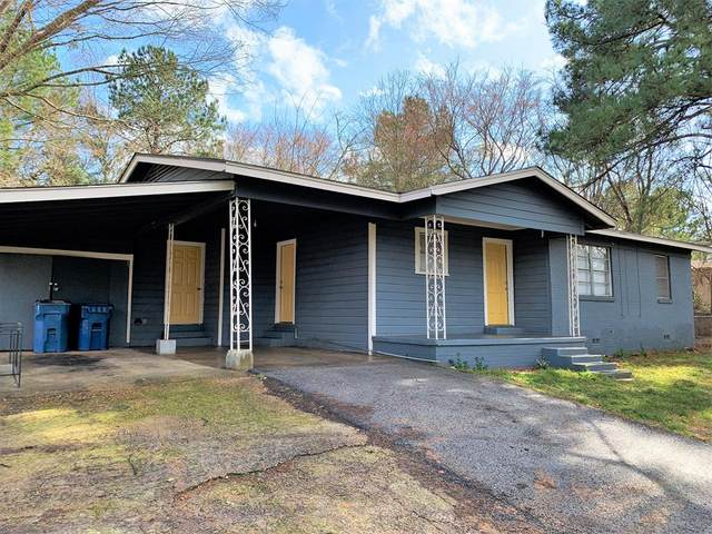 909 Valle Vista, ATHENS, TX 75751 (MLS #94305) :: Steve Grant Real Estate