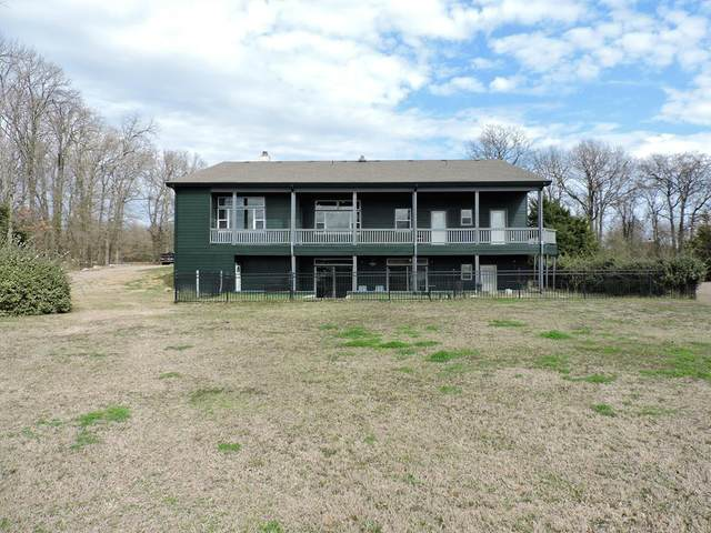 594 Clubhouse Dr, CORSICANA, TX 75109 (MLS #94373) :: Steve Grant Real Estate