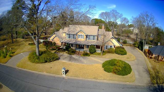 1194 Oval Drive, ATHENS, TX 75751 (MLS #94378) :: Steve Grant Real Estate