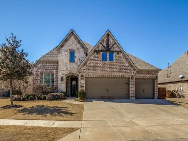3709 Hartline Hills Way, Celina, TX 75009 (MLS #94448) :: Steve Grant Real Estate