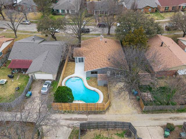 5209 Cole, THE COLONY, TX 75056 (MLS #94527) :: Steve Grant Real Estate