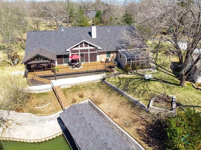 340 Enchanted Drive, MABANK, TX 75156 (MLS #94534) :: Steve Grant Real Estate