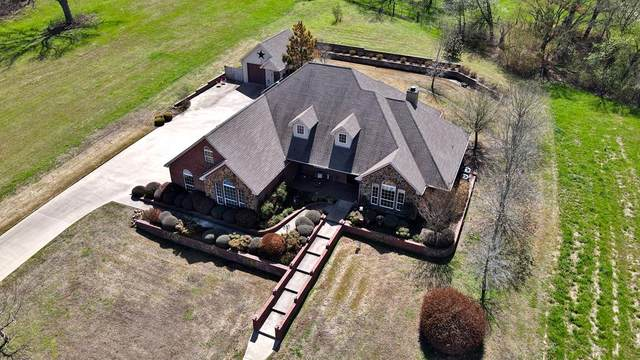 5281 Saddle Ridge Court, ATHENS, TX 75752 (MLS #94569) :: Steve Grant Real Estate