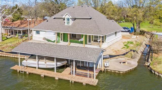 120 W Bayside, MABANK, TX 75156 (MLS #94624) :: Steve Grant Real Estate