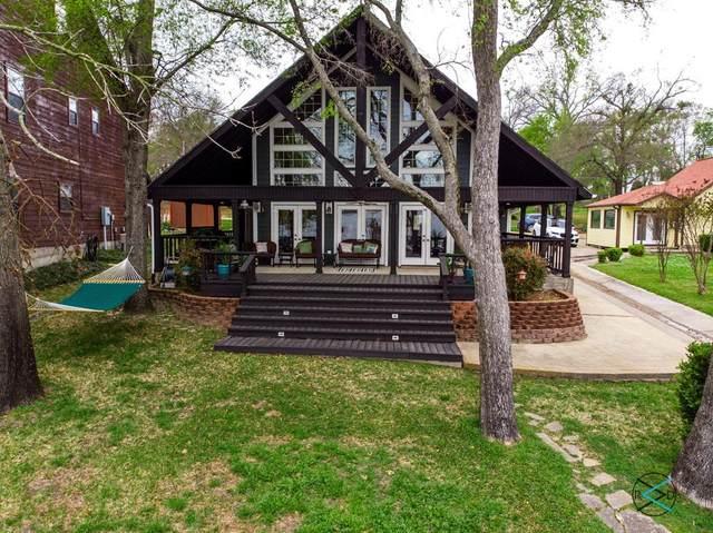 144 Pin Oak, MABANK, TX 75156 (MLS #94684) :: Steve Grant Real Estate