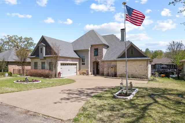 151 Pinehurst Drive, MABANK, TX 75156 (MLS #94694) :: Steve Grant Real Estate