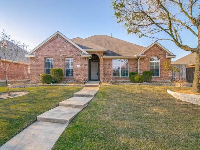 8006 Amesbury Lane, ROWLETT, TX 75089 (MLS #94717) :: Steve Grant Real Estate