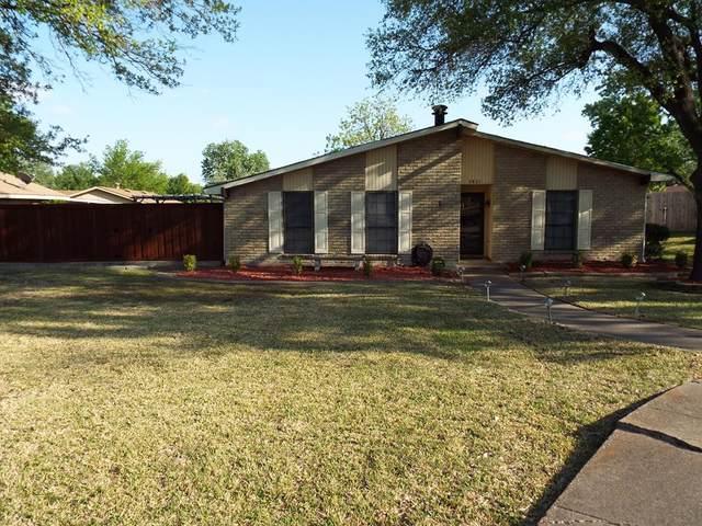 3821 Acorn Green Circle, GARLAND, TX 75043 (MLS #94841) :: Steve Grant Real Estate