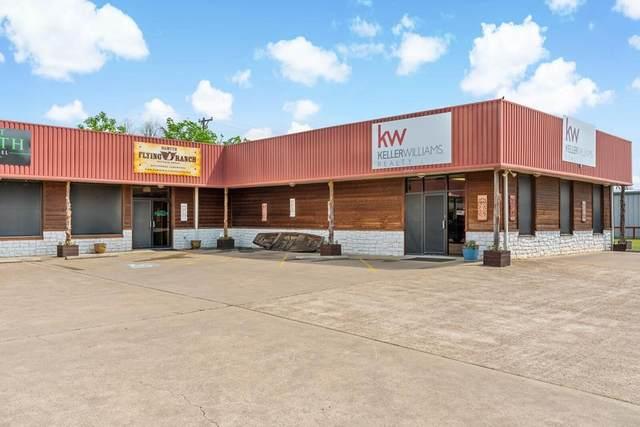 2716 W Main Street, GUN BARREL CITY, TX 75156 (MLS #94879) :: Steve Grant Real Estate