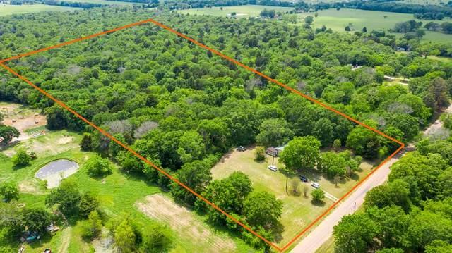 410 W Oak Street, EUSTACE, TX 75124 (MLS #94907) :: Steve Grant Real Estate