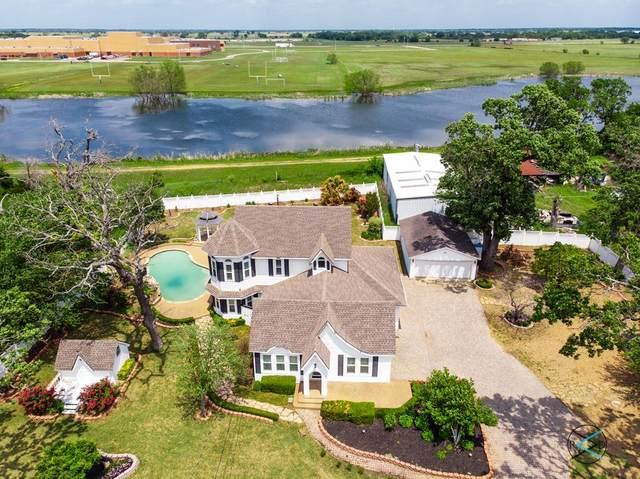 512 W Market Street, MABANK, TX 75143 (MLS #94930) :: Steve Grant Real Estate