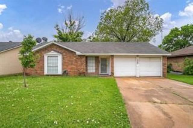 1522 Hillwood Street, MESQUITE, TX 75149 (MLS #94944) :: Steve Grant Real Estate