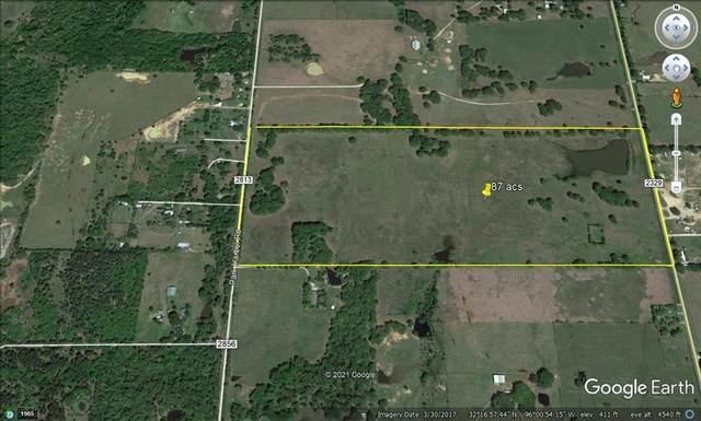 0 Fm 2329, EUSTACE, TX 75124 (MLS #94978) :: Steve Grant Real Estate
