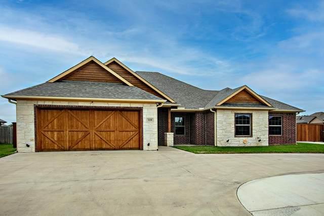 119 Springleaf Ln, MABANK, TX 75147 (MLS #95021) :: Steve Grant Real Estate