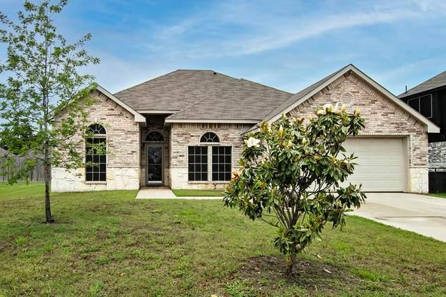 818 Allie Renea Lane, SEAGOVILLE, TX 75159 (MLS #95071) :: Steve Grant Real Estate