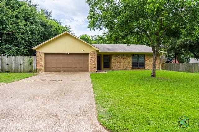715 Ravenwood, ATHENS, TX 75751 (MLS #95216) :: Steve Grant Real Estate