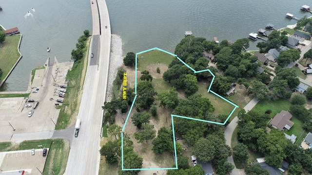 0 Hwy 334, GUN BARREL CITY, TX 75156 (MLS #95535) :: Steve Grant Real Estate