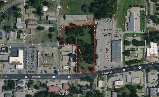 507 E Tyler Street, ATHENS, TX 75751 (MLS #95544) :: Benchmark Real Estate Services