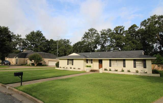721 Mulberry Drive, ATHENS, TX 75751 (MLS #95640) :: Steve Grant Real Estate