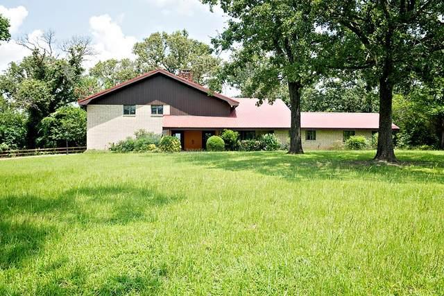 861 Cr 3800, ATHENS, TX 75752 (MLS #95737) :: Steve Grant Real Estate