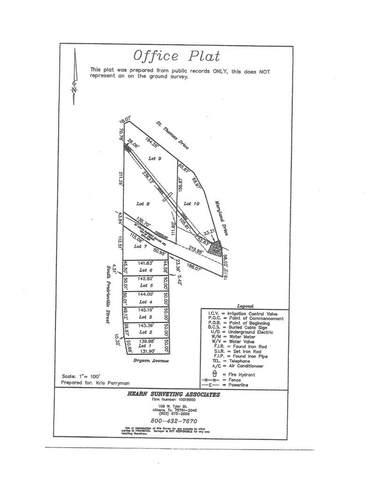 Lot 9 St. Thomas, ATHENS, TX 75751 (MLS #95750) :: Steve Grant Real Estate