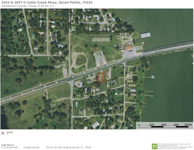 1023 East Cedar Creek Parkway, SEVEN POINTS, TX 75143 (MLS #95754) :: Steve Grant Real Estate
