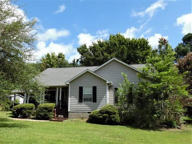 145 Vista Drive, EUSTACE, TX 75124 (MLS #95808) :: Steve Grant Real Estate