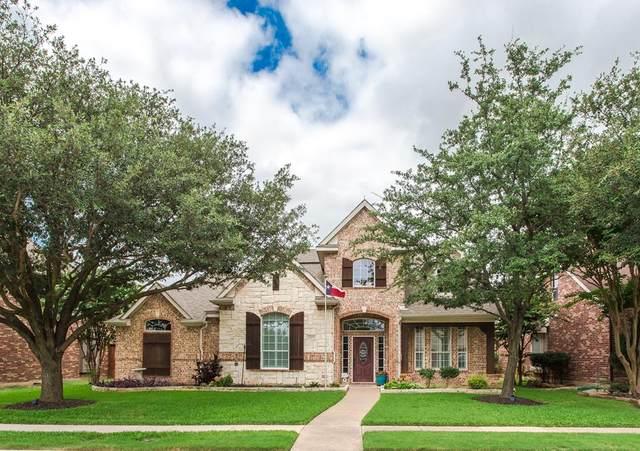 12171 Blue Ridge Dr, Frisco, TX 75033 (MLS #95843) :: Steve Grant Real Estate