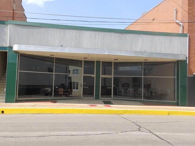205 Crawford Road, PALESTINE, TX 75801 (MLS #95937) :: Steve Grant Real Estate