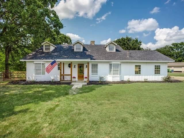 7629 Park Avenue, TERRELL, TX 75160 (MLS #96044) :: Steve Grant Real Estate