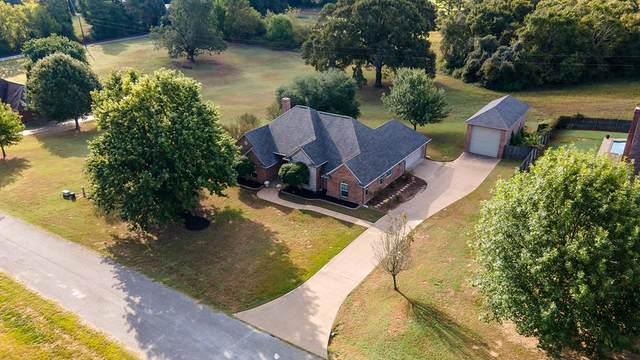 125 Post Oak Dr, FRANKSTON, TX 75763 (MLS #96247) :: Steve Grant Real Estate