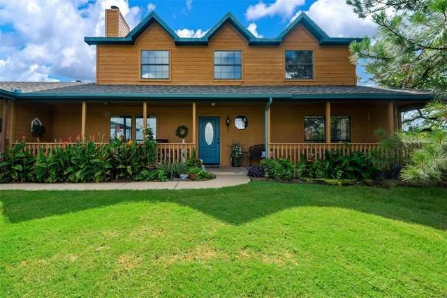 8985 Hilltop, Argyle, TX 76001 (MLS #96408) :: Steve Grant Real Estate
