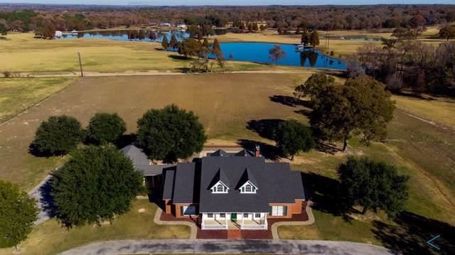 2495 Cecil Ln, ATHENS, TX 75751 (MLS #89124) :: Steve Grant Real Estate