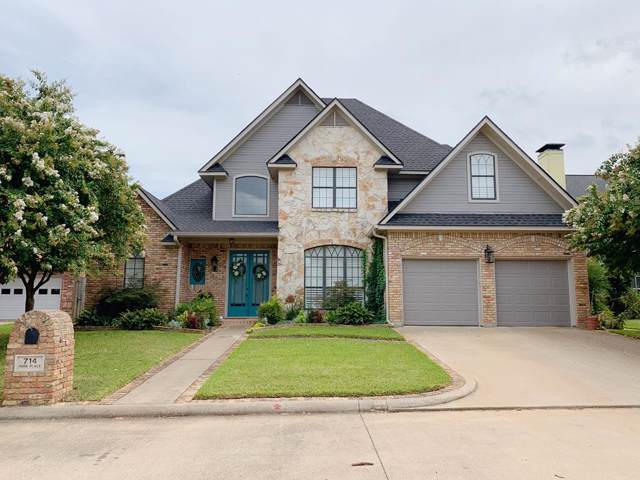 714 Park Place Drive, ATHENS, TX 75751 (MLS #89144) :: Steve Grant Real Estate
