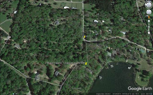 Lot 15 View Point Drive, ATHENS, TX 75752 (MLS #89651) :: Steve Grant Real Estate