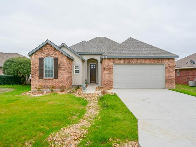 332 Starboard, GUN BARREL CITY, TX 75156 (MLS #90015) :: Steve Grant Real Estate