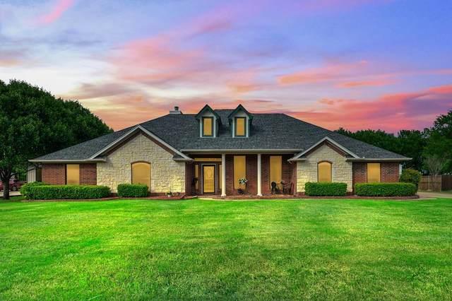 312 Country View Lane, CRANDALL, TX 75114 (MLS #91065) :: Steve Grant Real Estate