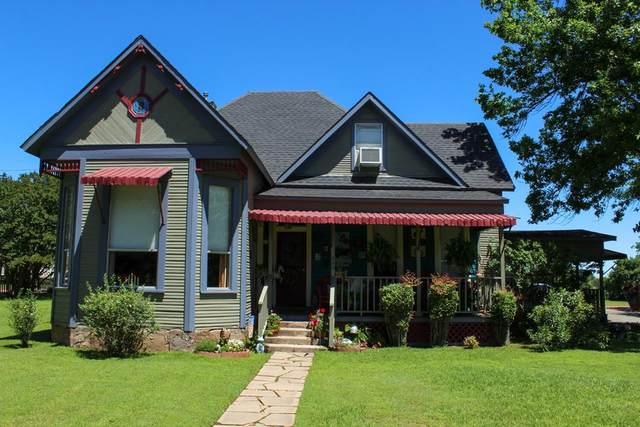 600 Wood Street, ATHENS, TX 75751 (MLS #91069) :: Steve Grant Real Estate