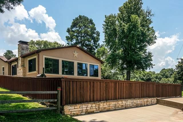241 Harbor Drive, GUN BARREL CITY, TX 75156 (MLS #91504) :: Steve Grant Real Estate