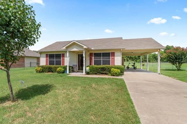 121 Cedar Bend, TRINIDAD, TX 75163 (MLS #91710) :: Steve Grant Real Estate