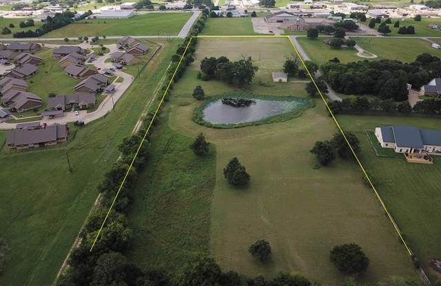 0 & 110 Helen Street, GUN BARREL CITY, TX 75156 (MLS #91715) :: Steve Grant Real Estate