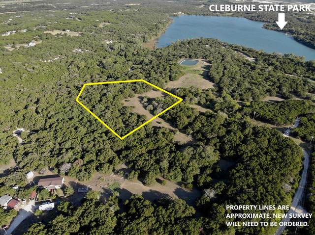 0 S Ridge Drive, Cleburn, TX 76033 (MLS #91829) :: Steve Grant Real Estate
