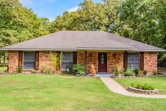 205 Cedarwood Drive, ENCHANTED OAKS, TX 75156 (MLS #92249) :: Steve Grant Real Estate