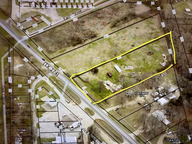 620 N Tool Drive, TOOL, TX 75143 (MLS #94032) :: Steve Grant Real Estate