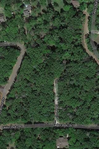 TBD Cooper Circle, MABANK, TX 75156 (MLS #94283) :: Steve Grant Real Estate